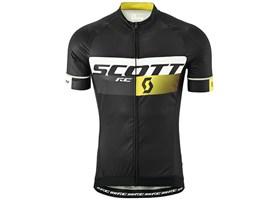 scott-dres-rc-pro-kratki-rukavi-black-rc-yellow-2015-m