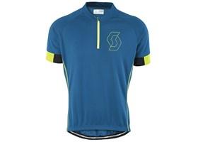 scott-dres-endurance-40-kratki-rukavi-mykonos-blue-tender-blue-2015