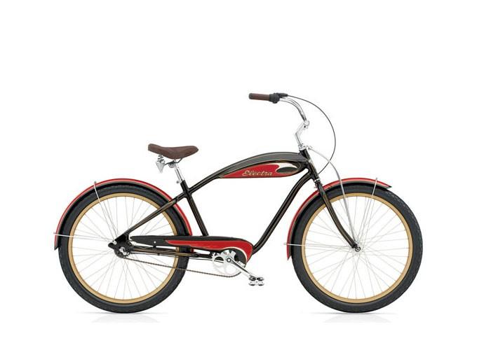 bicikl-electra-mulholland-3i-black-red