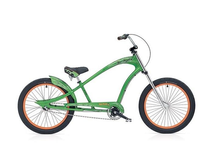 bicikl-electra-rat-fink-3i-metal-flake-green