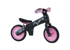bicikl-guralica-bellelli-pvc-black-pink