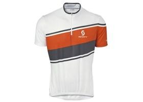 scott-dres-classic-10-kratki-rukavi-white-orange-2014