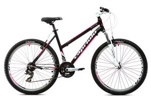 bicikl-capriolo-monitor-fs-lady-crno-crvena
