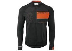 scott-dres-rc-premium-10-dugi-rukavi-black-tangerine-orange-2015