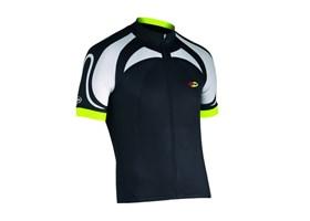 northwave-dres-logo-jersey-kratki-rukavi-black-white-yellow-2013