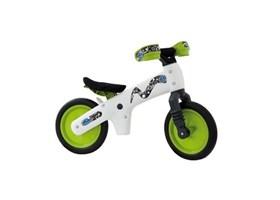 bicikl-guralica-bellelli-pvc-white-green