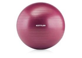pilates-lopta-kettler-basic-burgundy-75cm