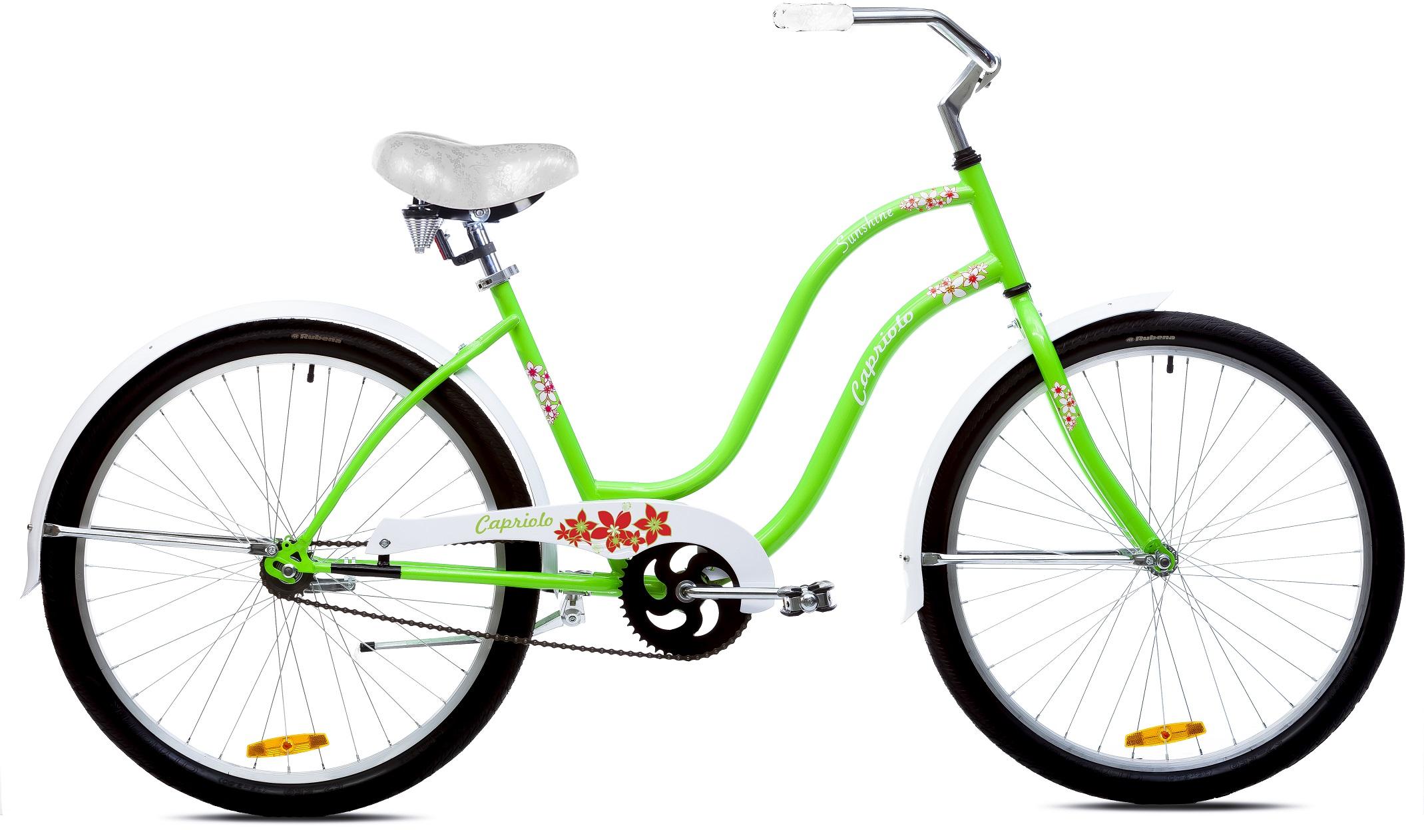 bicikl-capriolo-sunshine-26-zeleno-belo-crvena
