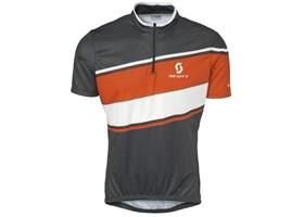 scott-dres-classic-10-kratki-rukavi-dark-grey-orange-2014